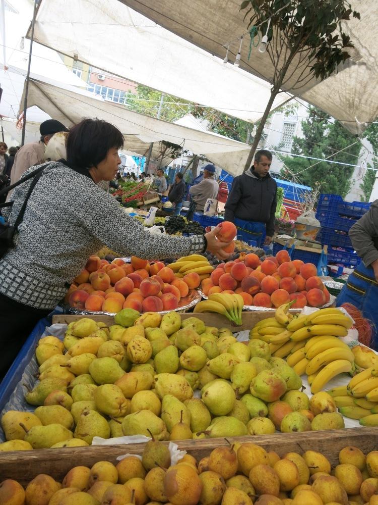 armut, şeftali (pears and peaches)